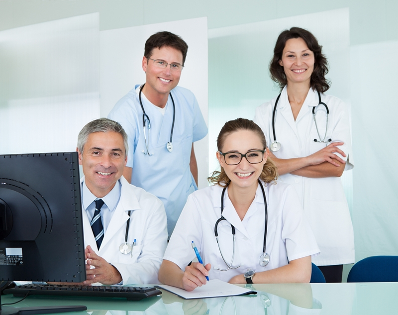 Your entire team depends on technology to provide the best patient care.
